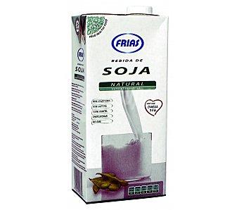 FRIAS Bebida de soja natural Envase 1 l