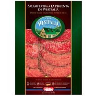 Westfalia Salami pimienta Sobre 100 g
