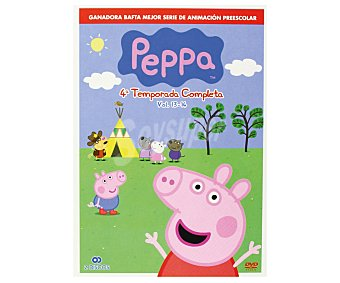 ANIMACIÓN Peppa Pig Temp. 4