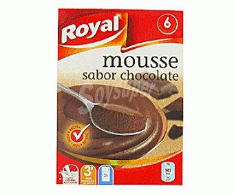 Royal Preparado para pastel Mousse de Chocolate 158g