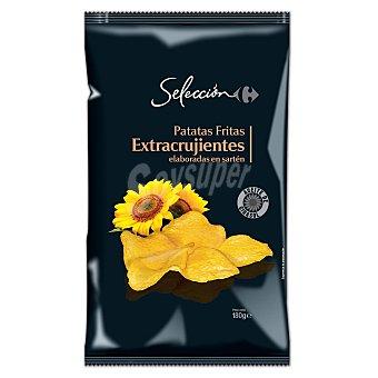 Carrefour Patatas fritas extracrujientes Selección 180 g