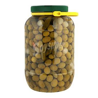 Surtido de aceitunas Tarro de 2,3 kg