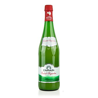 Zapiain Sidra natural D.O. Euskal Sargadoa Botella 75 cl
