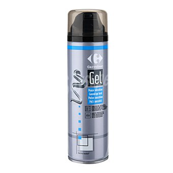Carrefour Gel de afeitar 200 ml