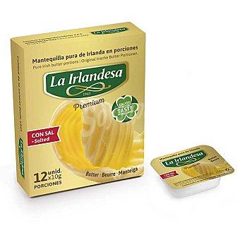 La Irlandesa La Irlandesa mantequilla Pack-12 x 10 gr