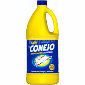CONEJO Lejía diluida Botella 2 litros