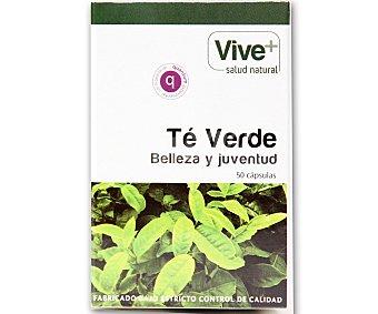 Vive+ Te verde 50 cápsulas 25 gramos