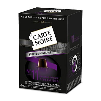 Carte Noire Espresso nº11 Estuche 8 unidades