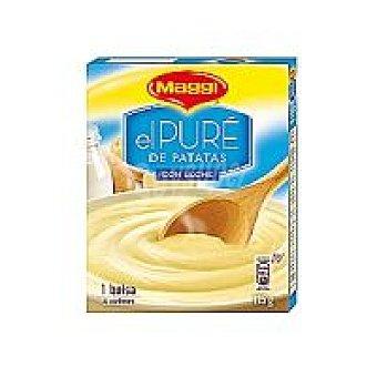 Maggi Puré de patatas con leche Caja 115 g