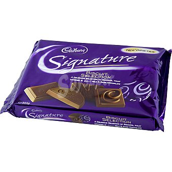 Cadbury Galletas surtidas con chocolate Paquete 300 g