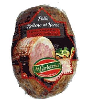 La Carloteña Pollo relleno de camembert y jamón serrano 1 kg