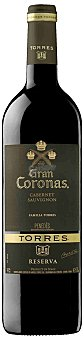 Torres Gran Coronas Vino Tinto Reserva Botella 75 cl
