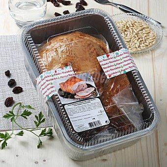 Pavo asado relleno con pistachos (caducidad 21 días) 2500 g