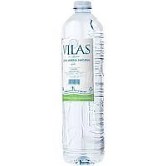 VILAS Del TURBÓN Agua mineral Botella 1 litro