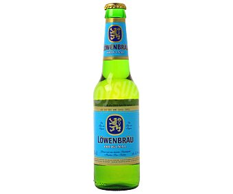 Lowenbrau Cerveza alemana Botella 33cl