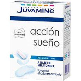 JUVAMINE Accion Sueño 30 capsulas