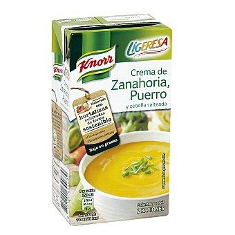 Knorr Knorr Crema de Zanahoria, Puerro y Cebolla Ligeresa 500ml 500 ml