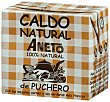 Caldo natural de puchero Brik 500 ml Aneto