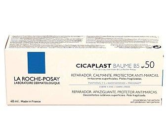 La Roche-Posay Bálsamo reparador calmante con factor de protección 50 cicaplast 40 ml