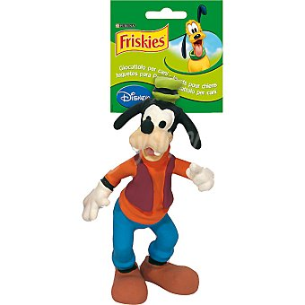 Purina Friskies Juguete para perro de látex Goofy Disney Pets 1 unidad