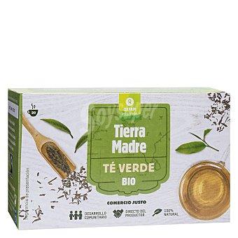 Intermón Oxfam Té verde bio 20 ud