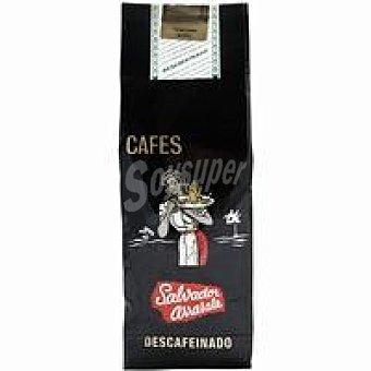 Arrasate Café descafeinado en grano Paquete 250 g