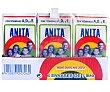 Preparado lacteo Brick pack 6 x 1 l - 6 l Anita