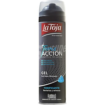 La Toja gel de afeitar hidrotermal Extra-Active apurado perfecto Spray 200 ml