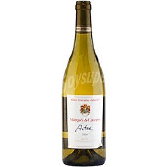 Antea Vino Blanco ferm. en barrica Rioja Botella 75 cl