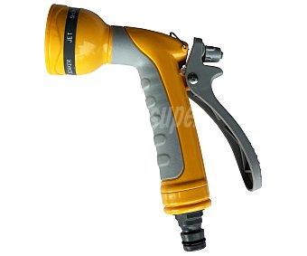 Productos Económicos Alcampo Pistola de riego con jets intercambiales alcampo