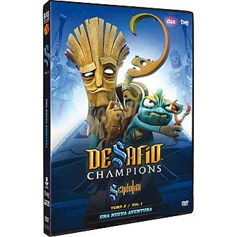 Desafio champions Sendokai 2ª Temporada Vol, 1 DVD