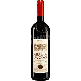 Abadía da Cova Vino tinto barrica D.O. Ribeira Sacra Botella 75 cl