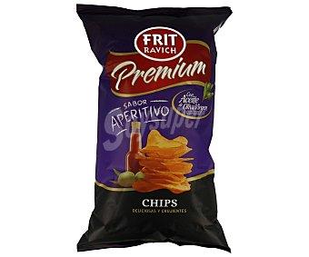 Frit Ravich Patatas fritas premium con aceite de oliva virgen 150 gramos