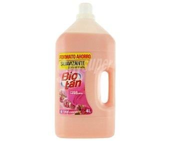 BIOTÁN Suavizante concentrado rosa mosqueta 4L