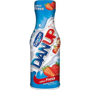 Danone Yogur Liquido con Sabor a Fresa Dan Up 600ml