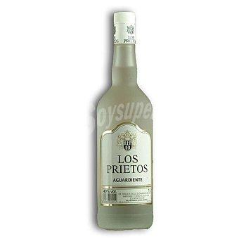 Los Prietos Aguardiente Botella 1 lt