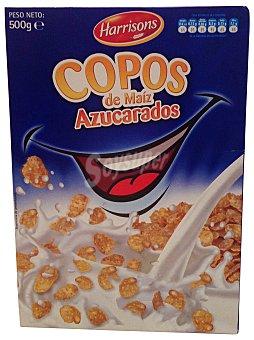 Hacendado Cereal copos maiz azucarado Caja 500 g