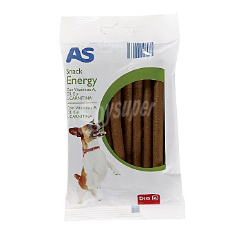 AS Snack para perros energy con vitaminas y L- carnitina Bolsa 150 g