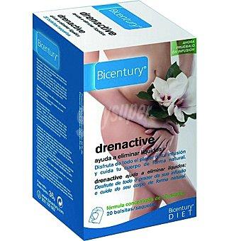 Bicentury Infusión drenactive Caja 20 sobres