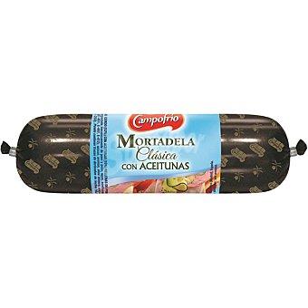 CAMPOFRIO Mortadela clásica con aceitunas  380 g