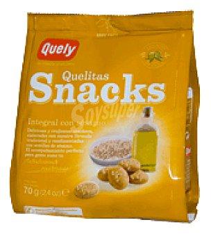 Quelitas Snacks sesamo 70 g