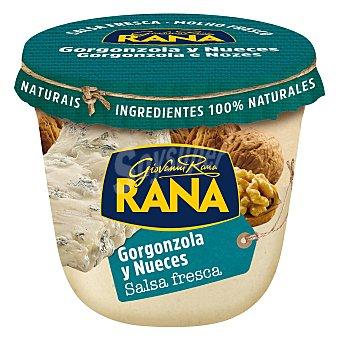 Rana Salsa fresca de gorgonzola y nueces gourmte 180 g