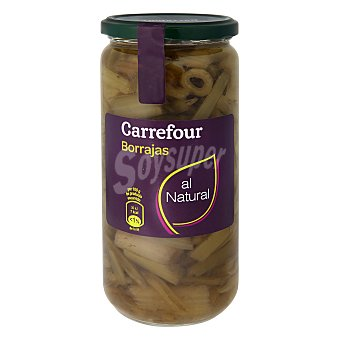 Carrefour Borraja al natural 400 g