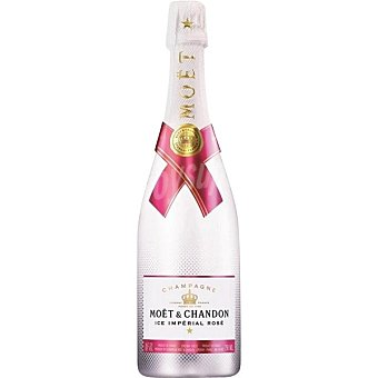 Moët & Chandon Ice Imperial Rosé champagne botella 75 cl botella 75 cl