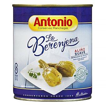 Antonio Berenjena aliñada almagro Lata 800 g escurrido 420 g