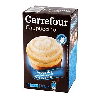 Carrefour Café Cappuccino descafeinado 125 g