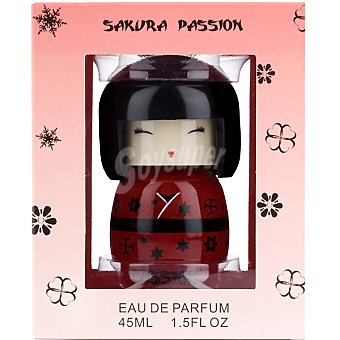 SAKURA Passion eau de parfum femenina Frasco 45 ml
