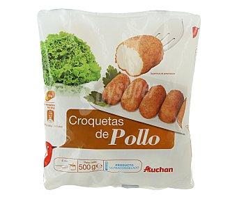 Auchan Croquetas de pollo 500 g