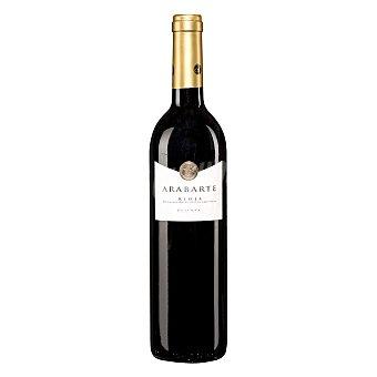 Arabarte Vino tinto reserva D.O. Rioja Botella 75 cl