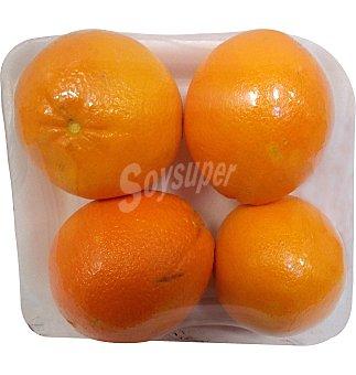 """ESPECIAL Naranja """"torres"""" especial en bandeja Bandeja de 4 unidades 1300 grs"""
